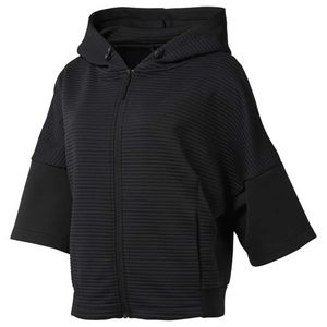 Reebok Thermowarm Deltapeak Short Sleeve Full Zip